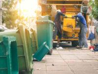 一般廃棄物収集運搬業のイメージ
